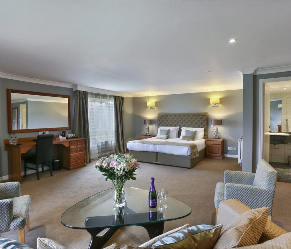Stoke by Nayland Hotel Suite