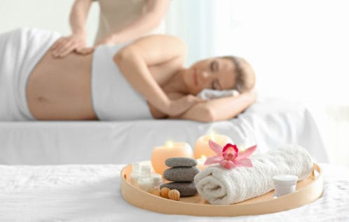 Mother to be Spa Break