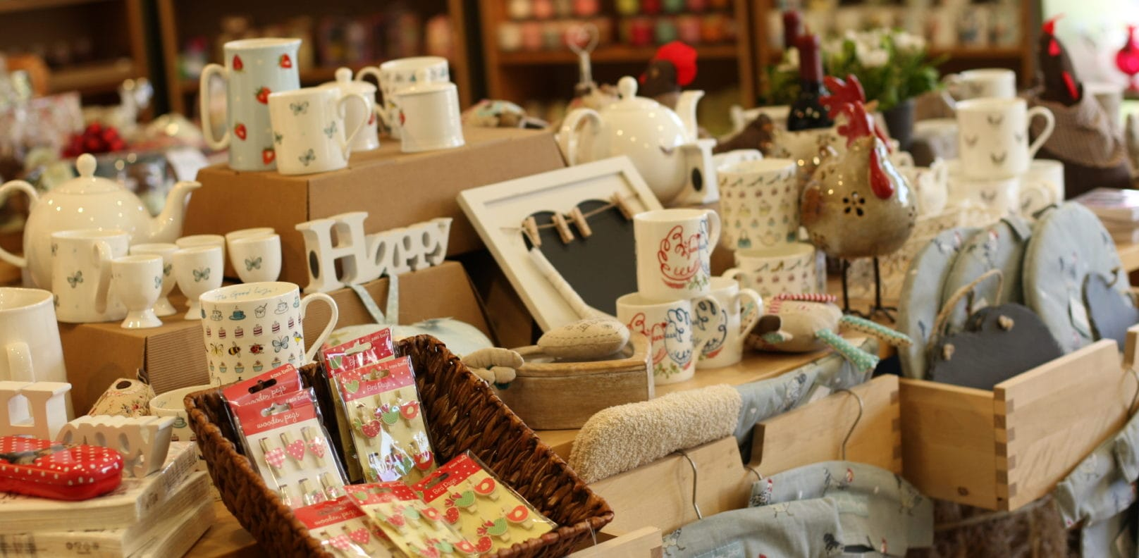 Pippin Gift Shop at Stoke by Nayland