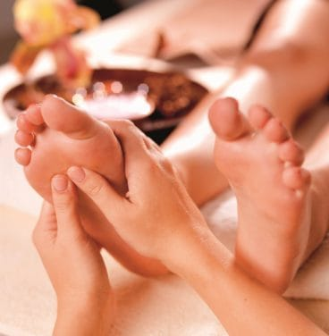Spa Foot Massage