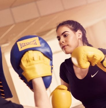 Boxercise Classes - Peake Fitness