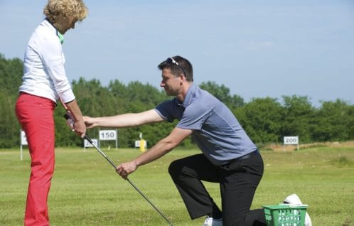 Golf Coaching Ladies