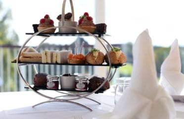Afternoon Tea in the Gallery