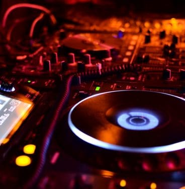 DJ Party Event