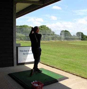 Simon Dainty Members Golf Coaching