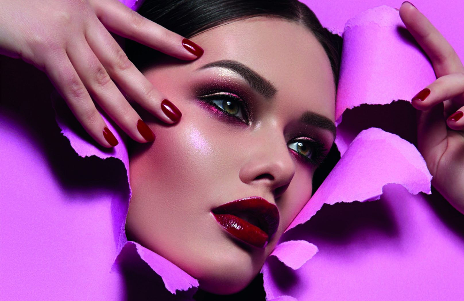 Spa treatment of the week - Lash & brow tint & Deluxe Manicure or Pedicure