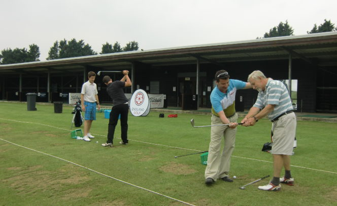 Member golfing events