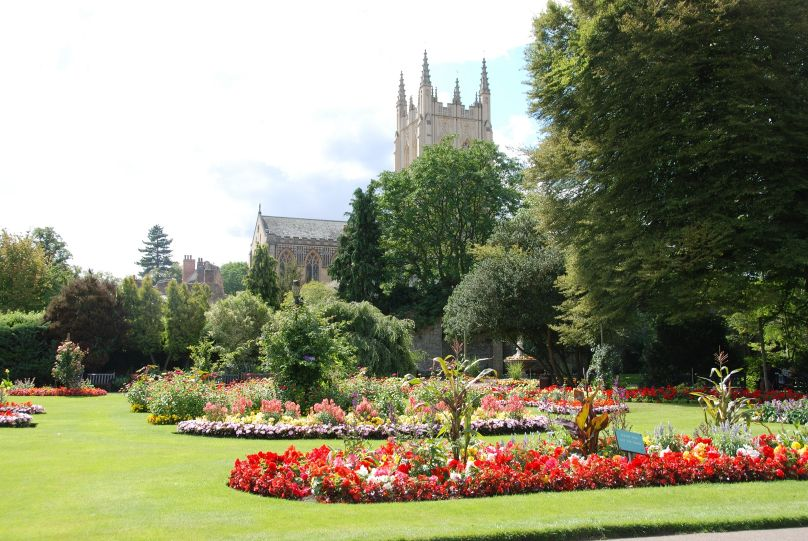 Abbey Gardens - Bury St Edmunds