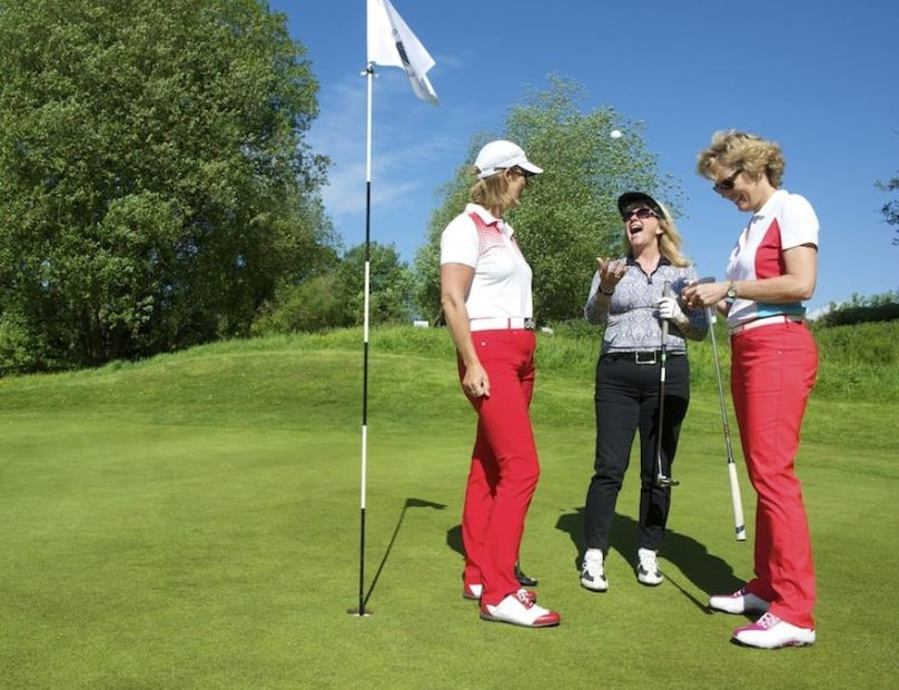 Ladies Golf - Stoke by Nayland