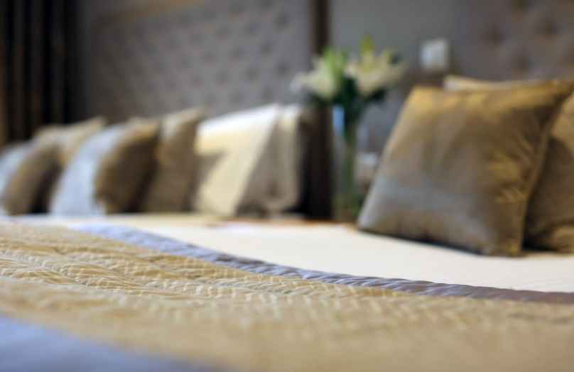 Bedding details Stoke by Nayland