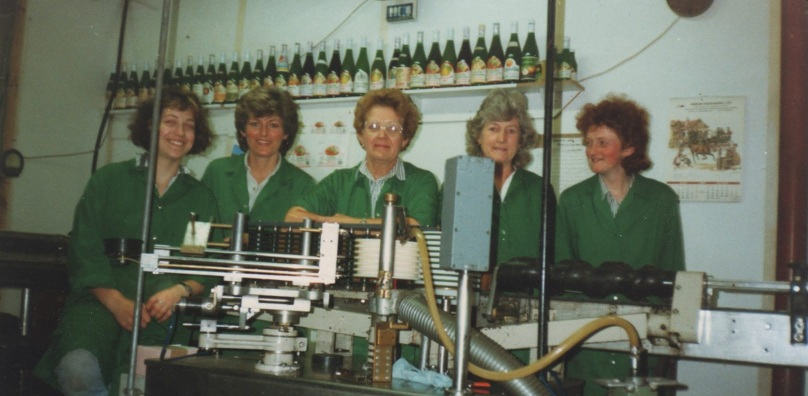 Copella Labelling Ladies 1980s