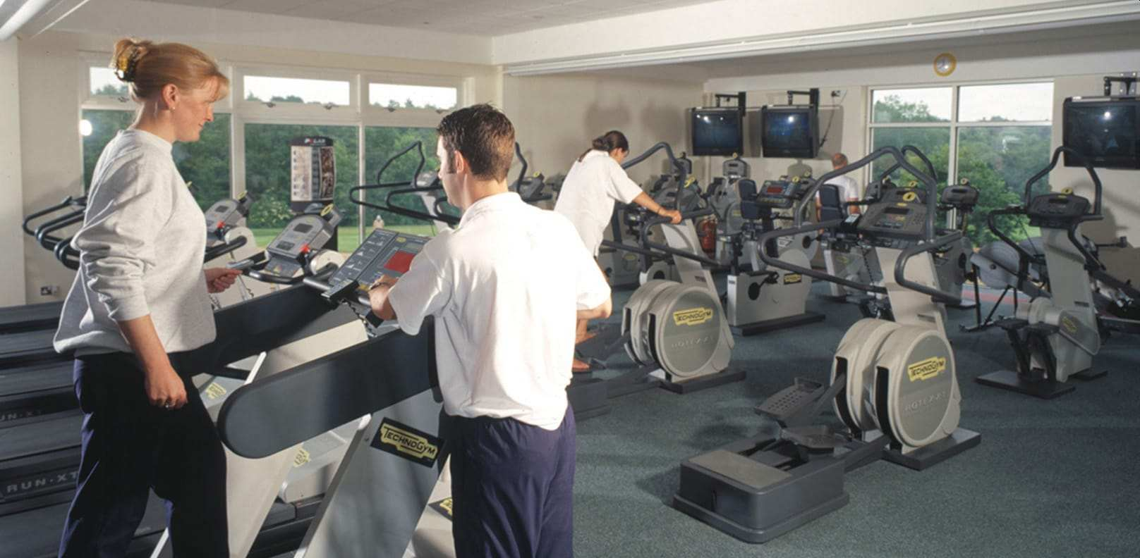 Original Peake Fitness Technogym 1999