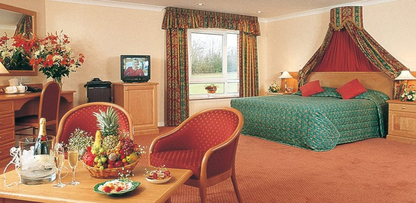 Original suites at Stoke by Nayland