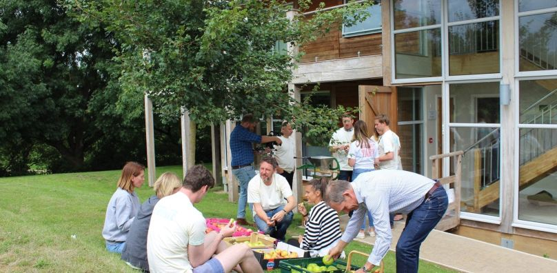 Team Building - Stoke by Nayland