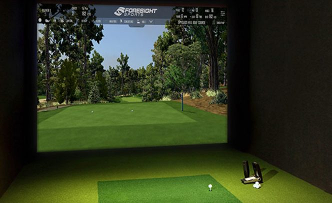 Golf Simulator FSX