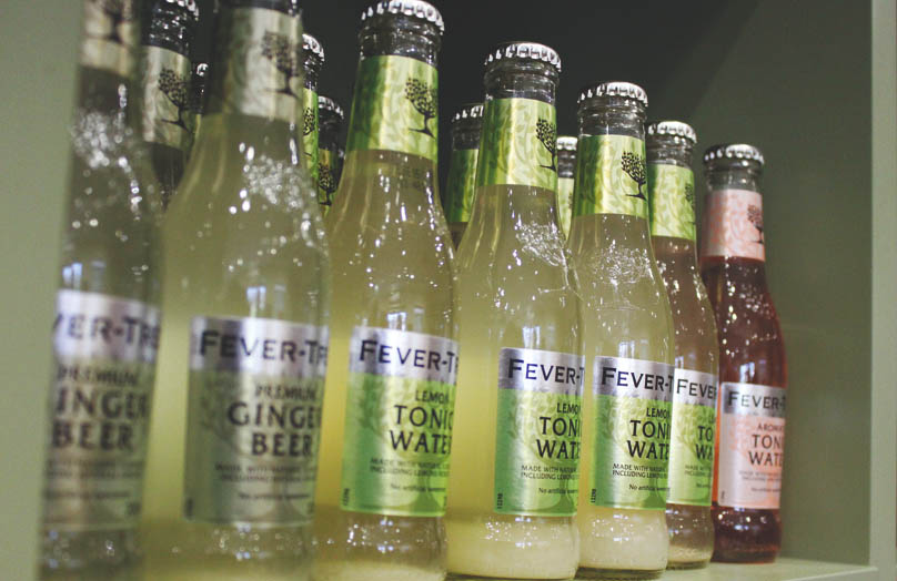Pippin Store at Stoke by Nayland - Fevertree Tonics