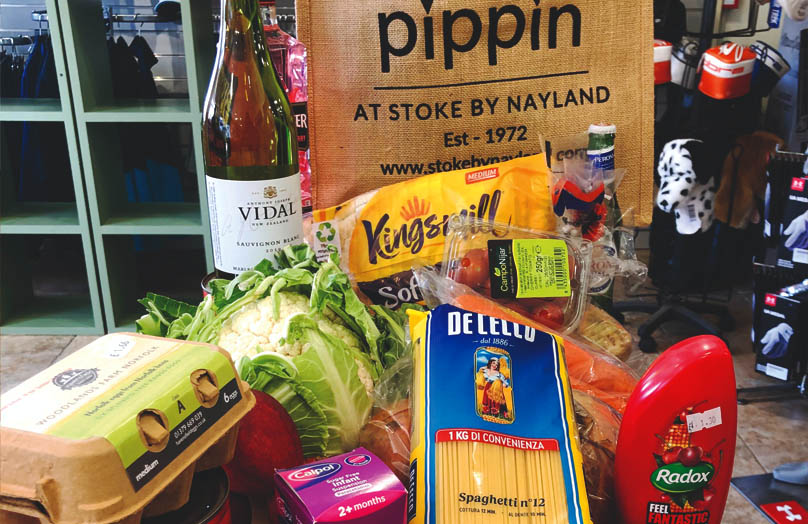Pippin Store at Stoke by Nayland - Groceries