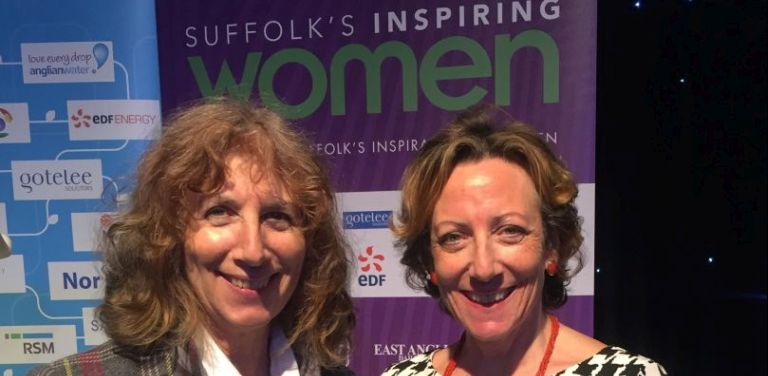 Suffolk's 100 Inspiring Women