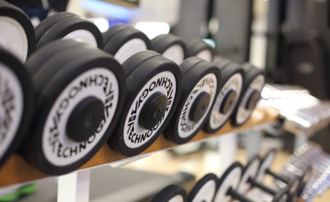 Peake Fitness Gym Weights